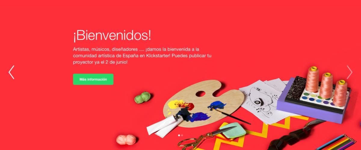 kickstarter-llega-espana