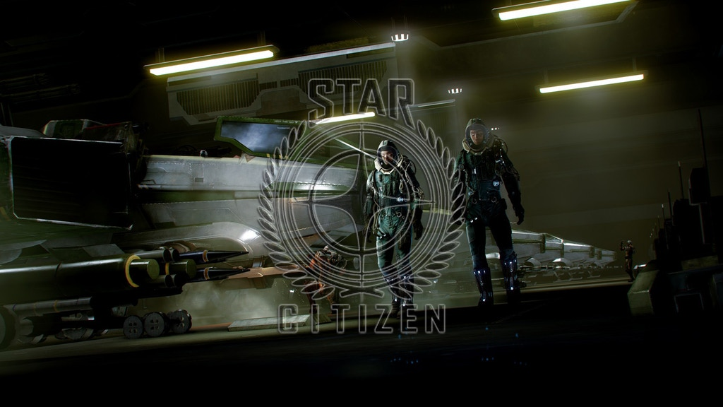 Star Citizen project video thumbnail